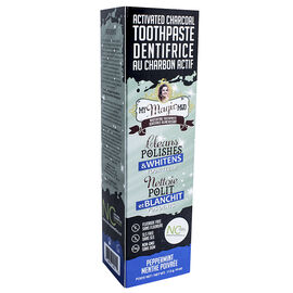 My Magic Mud Activated Charcoal Toothpaste - Peppermint - 113g