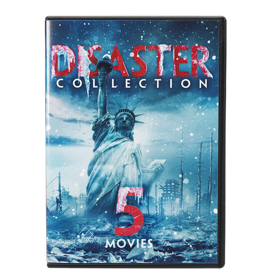 Disaster Film Collection - 5 Movies - DVD