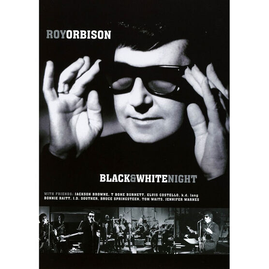 Roy Orbison - Black & White Night - DVD