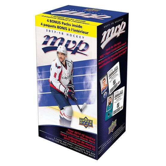 2017/18 MVP Hockey Blister Pack