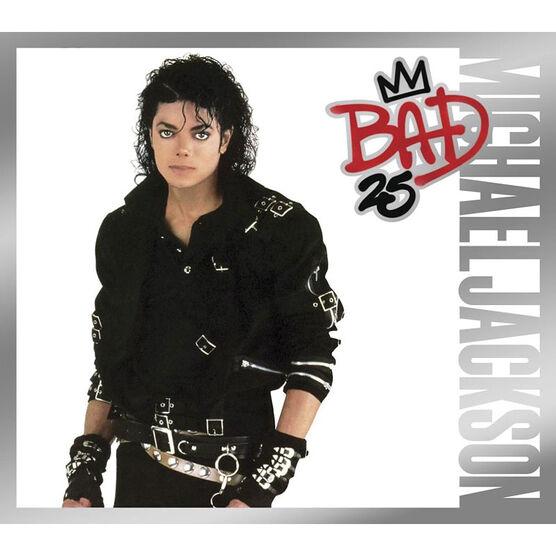 Michael Jackson - Bad (25th Anniversary Edition) - 2 CD Set