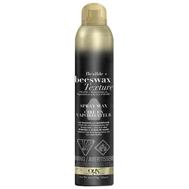 OGX Beeswax Texture Spray Wax - 190ml