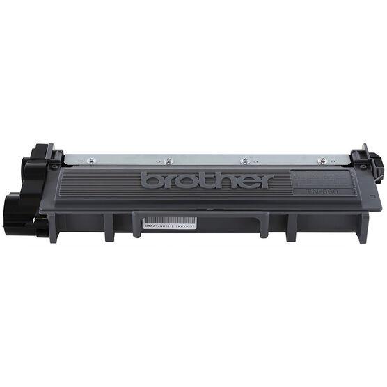 Brother High Yield Toner Cartridge - Black - TN660