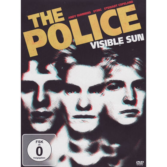 The Police - Visible Sun - DVD