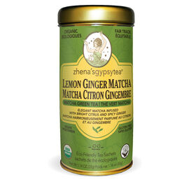 Zhena's Coconut Matcha Green Tea - 22's