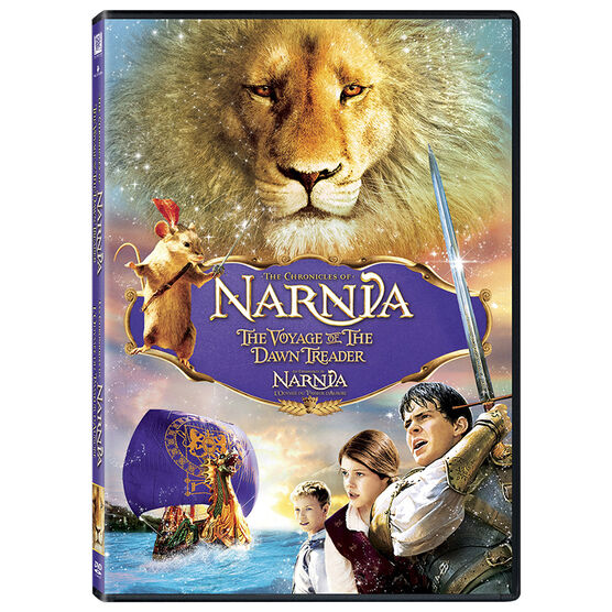 Chronicles Of Narnia: Voyage Of The Dawn Treader - DVD