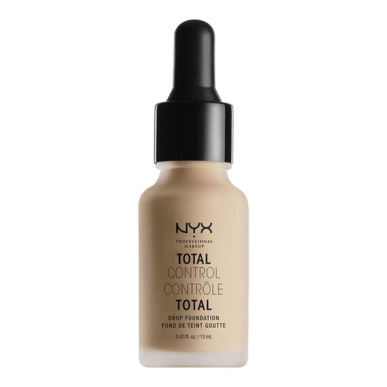 NYX Professional Makeup Total Control Drop Foundation - Natural