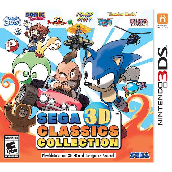 3DS Sega 3D Classics Collection
