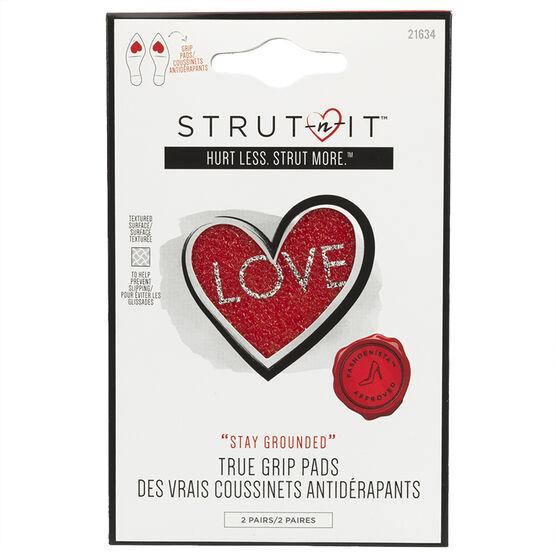 Strut-n-It True Grip Pads - 2 pair