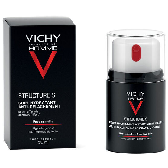 Vichy Homme Structure S Firming Hydrating Care - 50ml