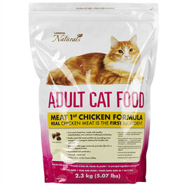 London Naturals Meat 1st Cat Food - Chicken - 2.3kg