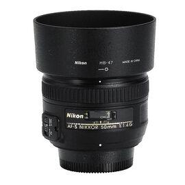 Nikon AF-S FX 50mm f/1.4G Lens - 2180