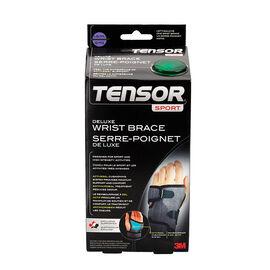 Tensor Sport Deluxe Wrist Brace - Left Hand - Large/Extra Large