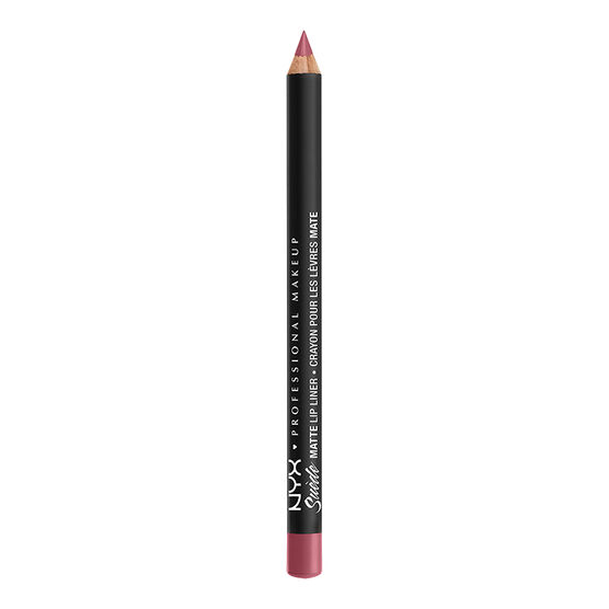 NYX Professional Makeup Suede Matte Lip Liner - Sao Paolo