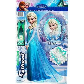 Frozen Elsa Fathead Teammate Decal