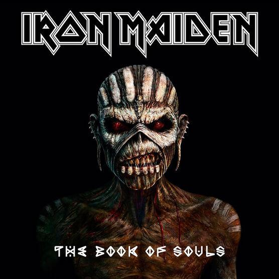 Iron Maiden - The Book Of Souls - 3 LP Vinyl