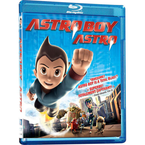 Astro Boy - Blu-ray