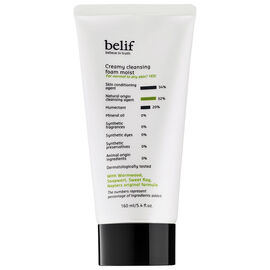 belif Creamy Cleansing Foam Moist - 160ml