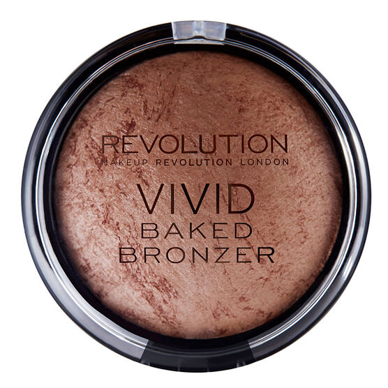 Makeup Revolution Vivid Baked Bronzer - Ready to Go