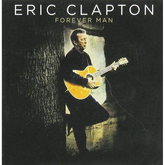 Eric Clapton - Forever Man - 2 CD