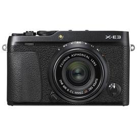 Fujifilm X-E3 with 23mm f/2 WR Lens