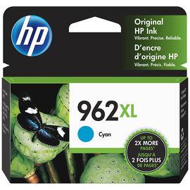 HP 962XL Ink Cartridge - Cyan - 3JA00AN#140