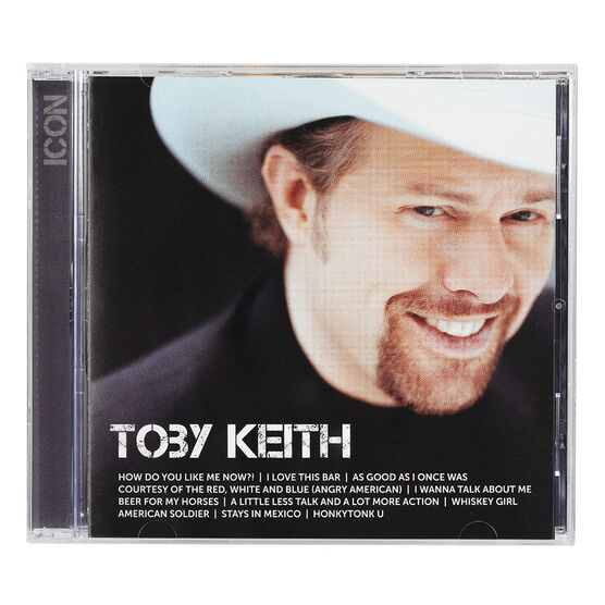 Toby Keith - Icon - CD
