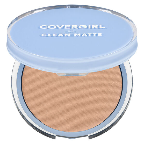 CoverGirl Clean Pressed Powder - Oil Control - Soft Honey