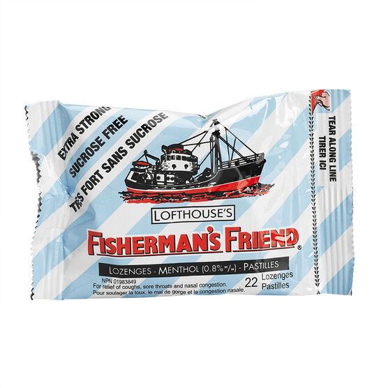 Fisherman's Friend - Sugar Free - 22's