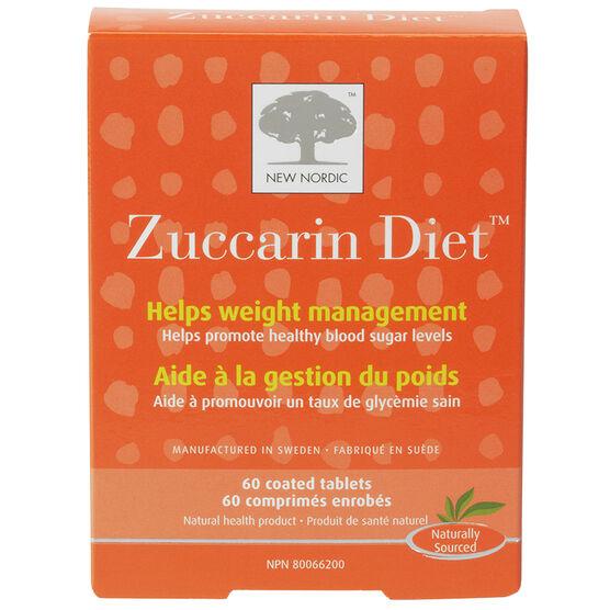 New Nordic Zuccarin Diet - 60's