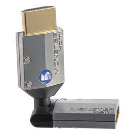 Monster HDMI Swivel Adaptor - Silver - VAHDMISADPT