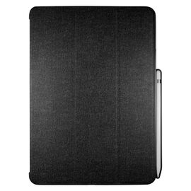 Logiix Spyder iPad Folio Case - iPad Pro 10.5 - Black - LGX-12489