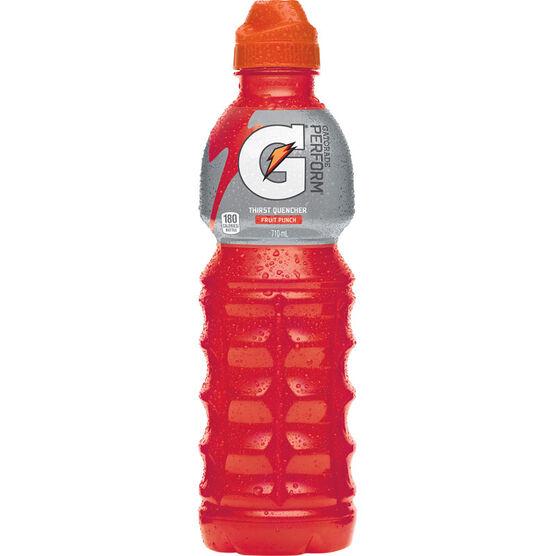 Gatorade - Fruit Punch - 710ml