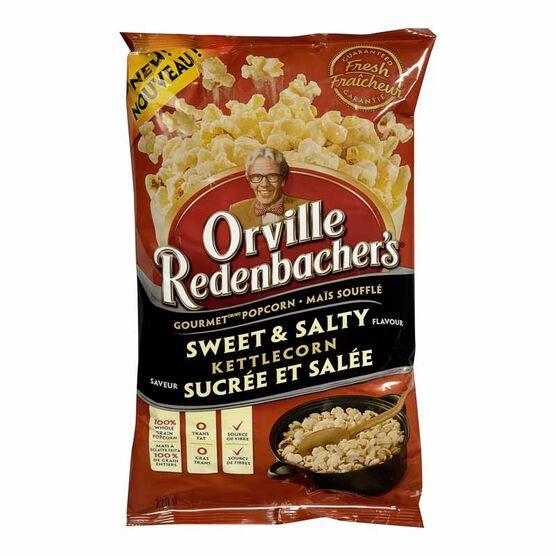 Orville Redenbacher's Gourmet Popcorn - Sweet and Salty - 220g