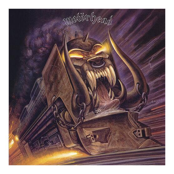 Motorhead - Orgasmatron (Reissue) - 180g Black Vinyl