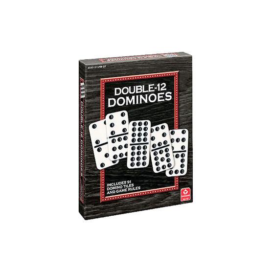 Double 12 Dominos