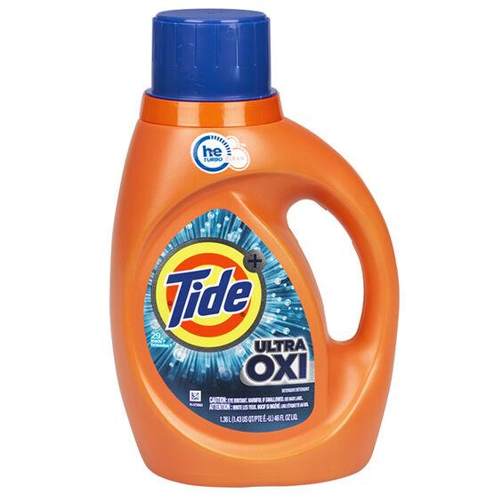 Tide Liquid Laundry Detergent Ultra Oxi 1 36l London