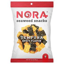 Nora Seaweed Tempura Snacks - Spicy - 45g