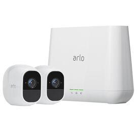 Netgear Arlo Pro 2 Security Camera - 2 Camera Set with Base Station - VMS4230P-100PAS