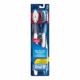Oral-B CrossAction Pro-Health Toothbrush 40 - Soft - 2 pack