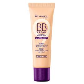 Rimmel BB Cream 9-in-1 Skin Perfecting Super Makeup