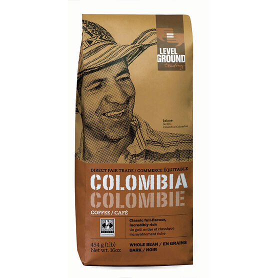 Level Ground Coffee - Colombia - 454g