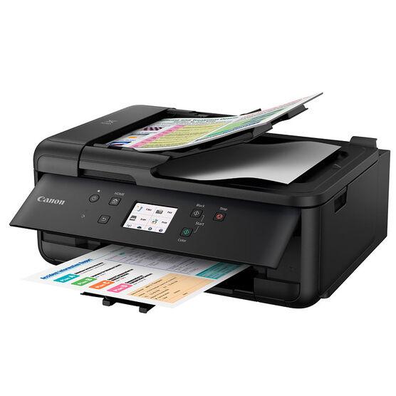 Canon Pixma TR7520 Office All-in-One Wireless Inkjet Printer - 2232C003