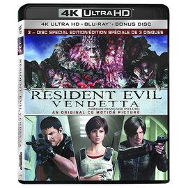 Resident Evil: Vendetta - 4K UHD Blu-ray