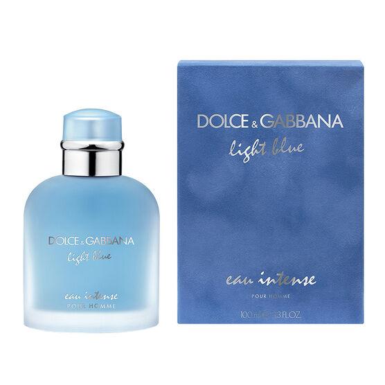 Dolce&Gabbana Light Blue Eau Intense Pour Homme - 100ml