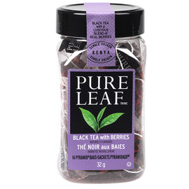 Pure Leaf Tea - Black Tea with Berries - 16's