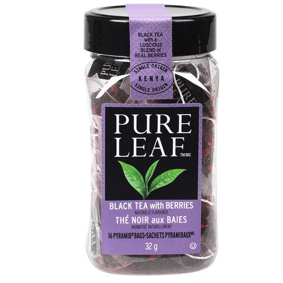 Pure Leaf Tea - Black Tea with Berries - 16's