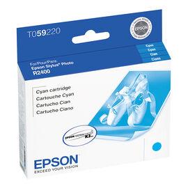 Epson R2400 Stylus Photo Ink Cartridge - Cyan - T059220