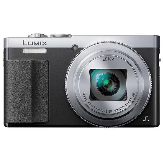 Panasonic LUMIX DMC-ZS50 - Silver - DMC-ZS50S