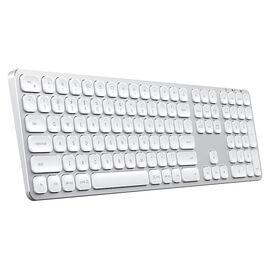 Satechi Aluminum Bluetooth Keyboard - Silver - ST-AMBKS
